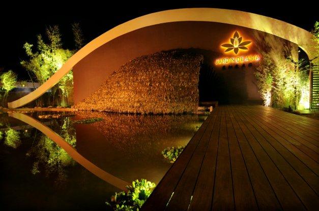 Jardin del Asia Restaurant, Bolivia (sursa: www.founterior.com)